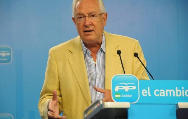 Jaime Raynaud será el candidato del PP en Dos Hermanas