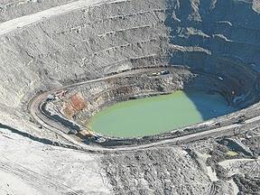 mina de Cobre las Cruces
