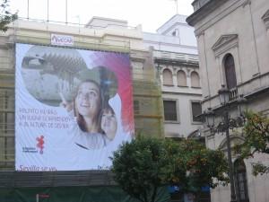 El autobombo de Monteseirín en Plaza Nueva
