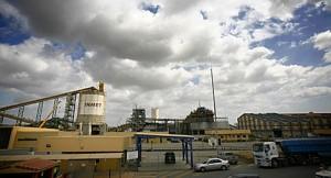 Complejo industrial de Cobre Las Cruces
